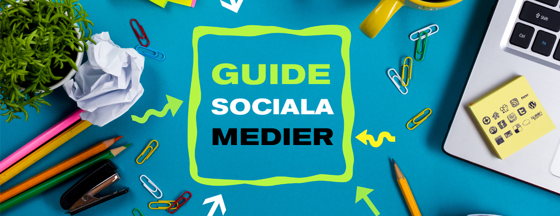 Guide Sociala medier – Tex Facebook & Instagram